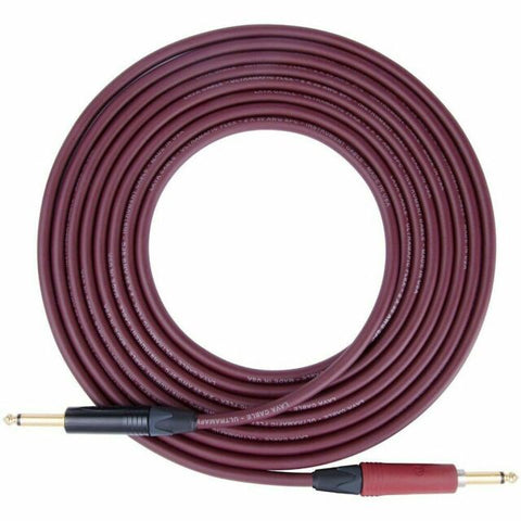 Lava Cables Ultramafic Instrument Cable - 20' straight to straight