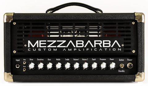 Mezzabarba Skill head 30 watts