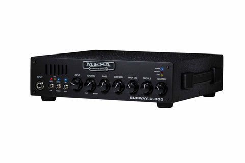 Mesa Boogie Subway D-800 Bass Amplifier