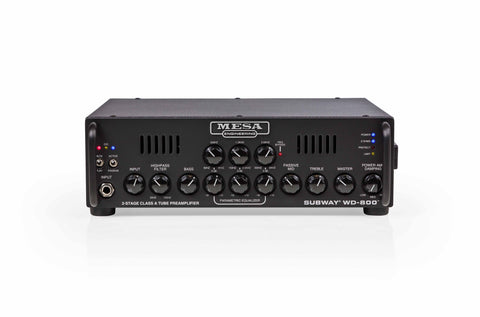 Mesa Boogie Subway WD-800 Bass Amplifier