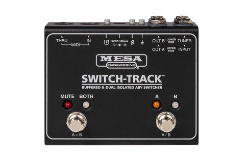 Mesa Boogie - Switch Track ABY