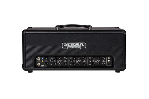 Mesa Boogie Triple Crown - 100 - Head - Custom Shop - Red Crocodile / Black