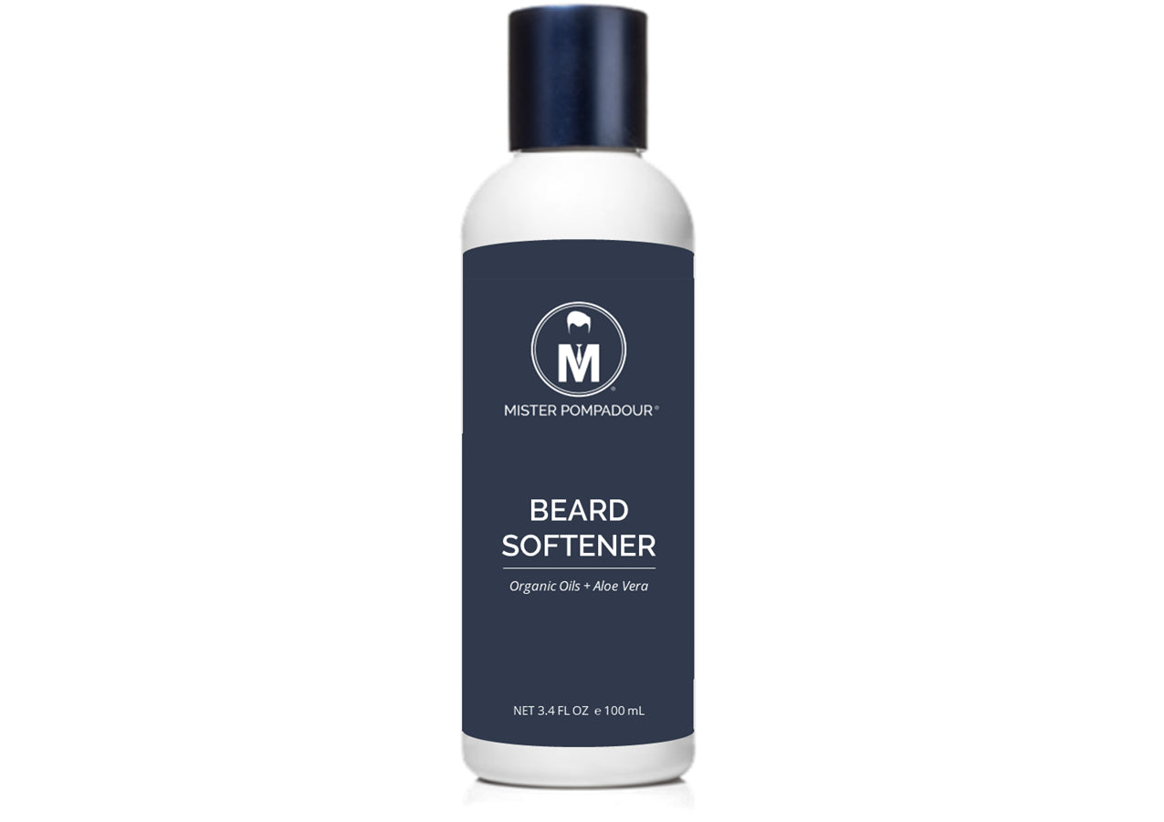 Beard Softener, 3.4 oz (Organic)