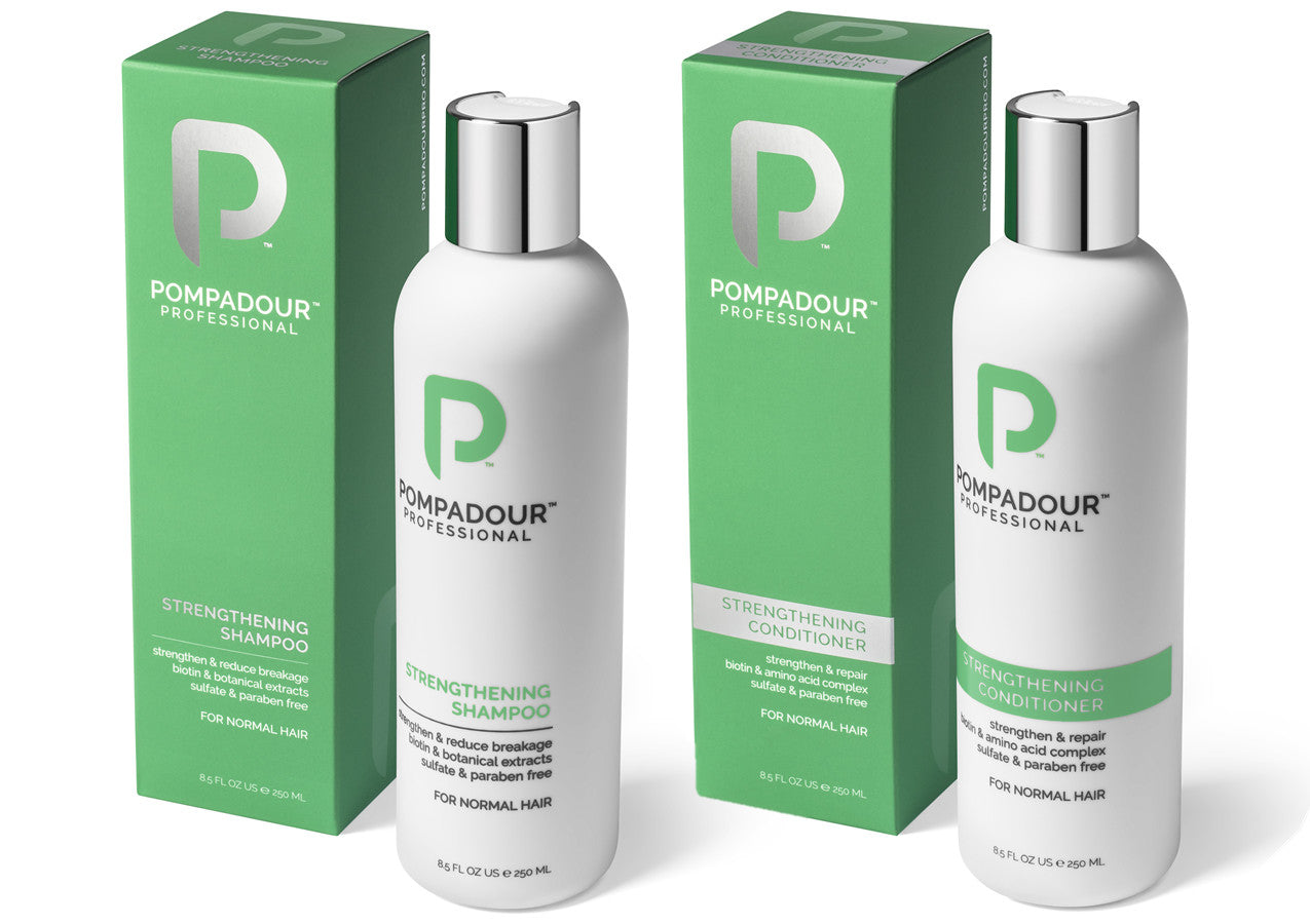 Mister Pompadour - Strengthening Shower Set (Discounted)
