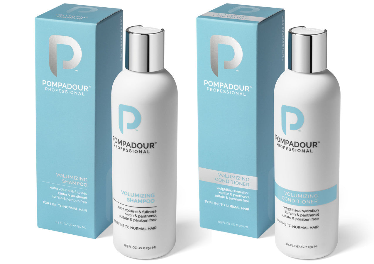 Mister Pompadour - Volumizing Shower Set (Discounted)