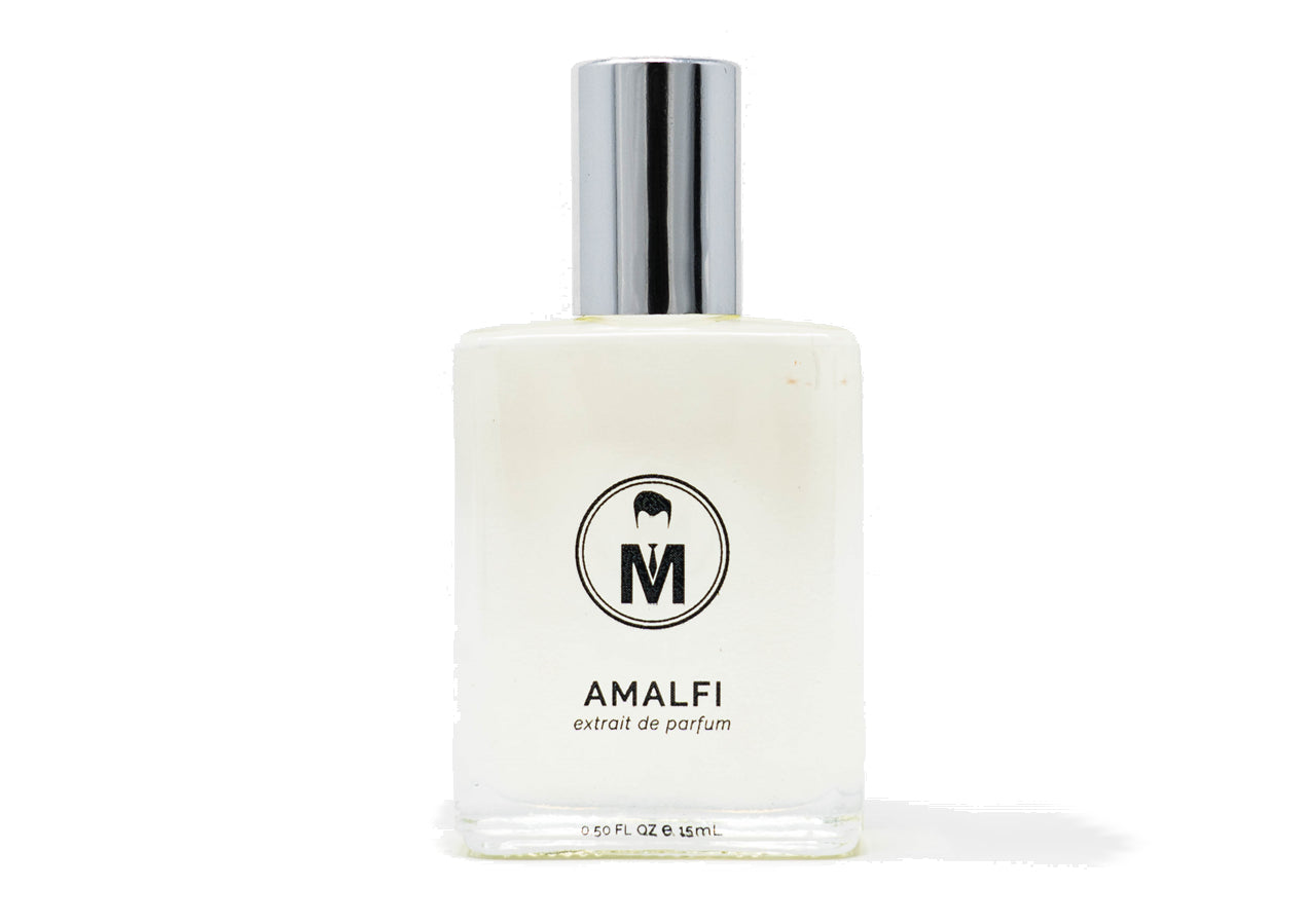 Mister Pompadour - AMALFI Roll-On Cologne, 0.5 oz