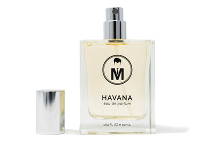 Mister Pompadour - HAVANA Spray-On Cologne, 1.69 oz