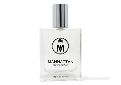 Mister Pompadour - MANHATTAN Spray-On Cologne, 1.69 oz