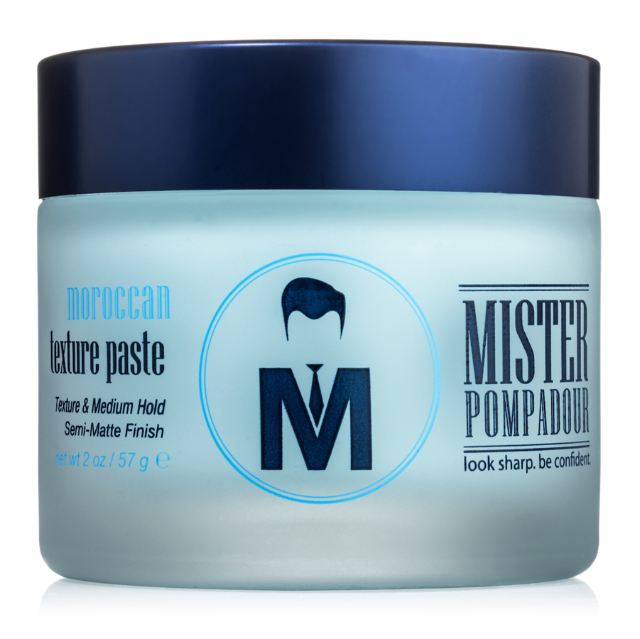 Mister Pompadour - Moroccan Texture Paste (Discounted)