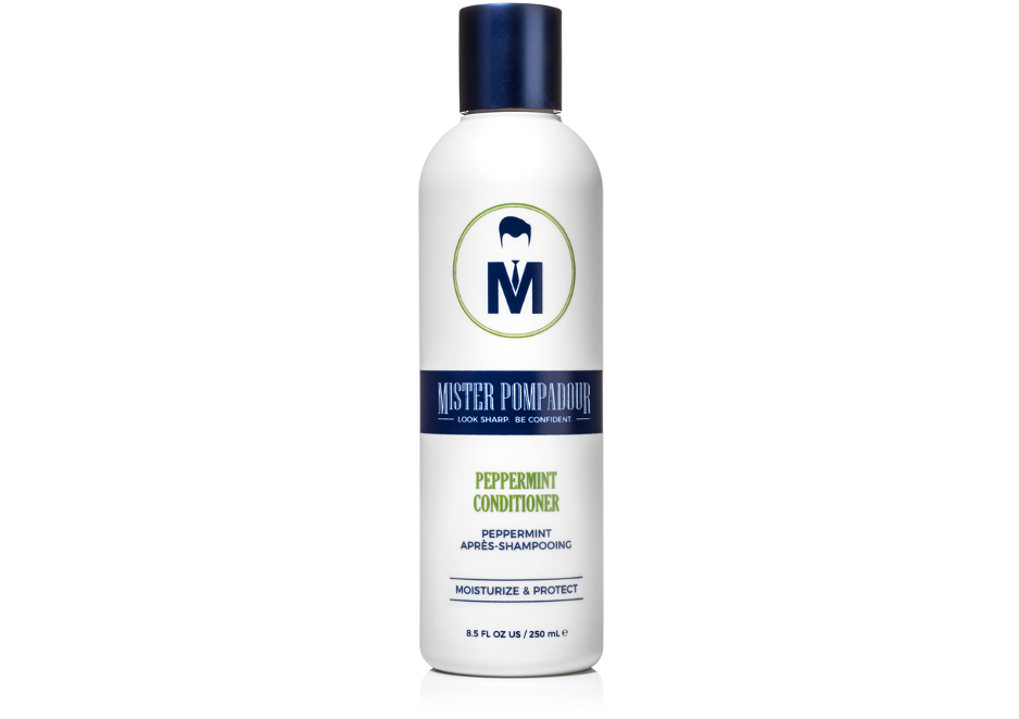 Mister Pompadour - Peppermint Conditioner, 8.5 oz