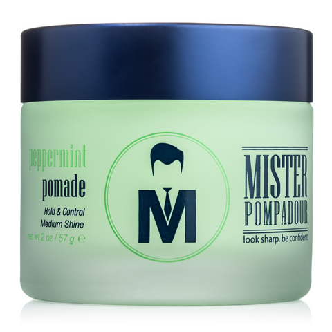 Peppermint Pomade (Discounted)
