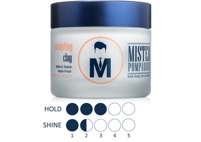 Mister Pompadour - Sculpting Clay, 2 oz