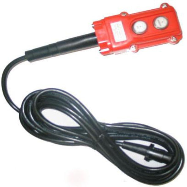4 Way Plug Winch Remote