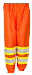ML Kishigo Ultra-Cool Mesh Pants - Reflective 3116 Orange and 3117 Lime Yellow