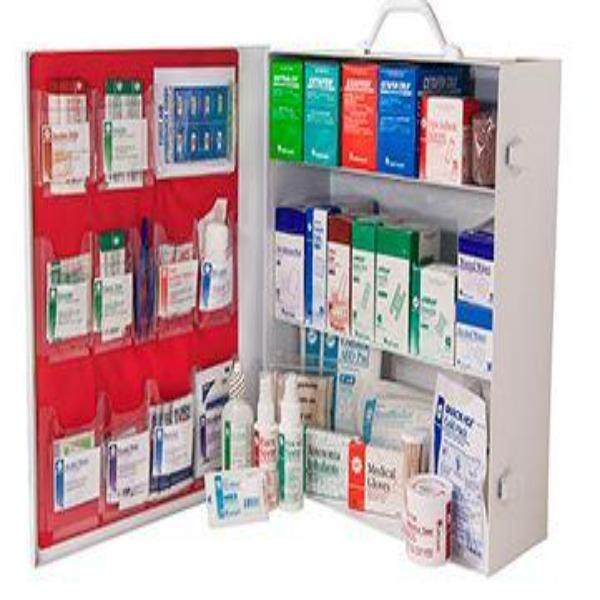 First Aid Station 3 Shelf