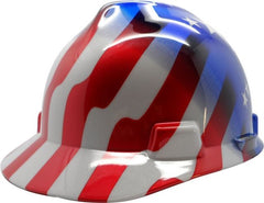 Hard Hat American Stars & Stripes Cap