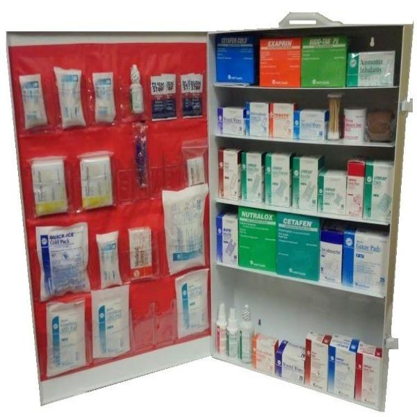 First Aid Station 5 Shelf
