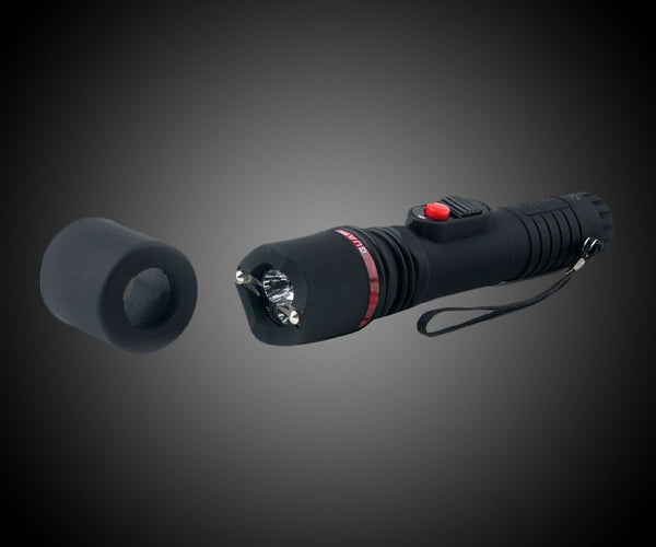 6,000,000 Stun Gun with Flashlight