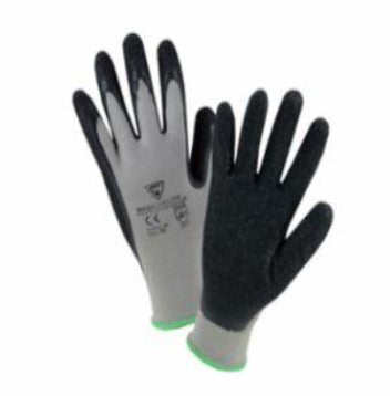 Gloves West Chester 713SLC Nylon Liner with Black Latex Palm Coating