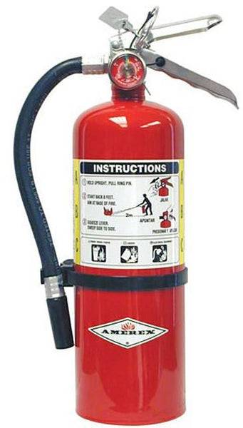 Fire Extinguisher 5 Lb. Amerex