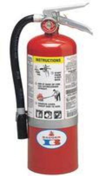 Fire Extinguisher 5 Lb. ABC  Badger