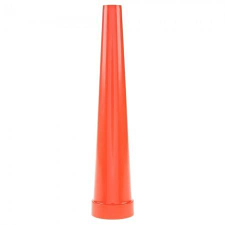 Flashlight, Red Safety Cone, 9600-RCONE