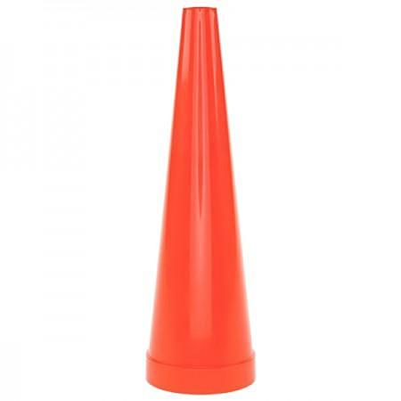 Flashlight, Red Safety Cone, 9746 Full Size, 9700-RCONE