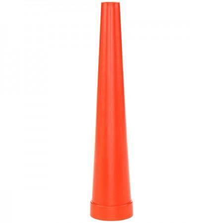Flashlight, Red Safety Cone, Tactical Dual Light, 9800-RCONE