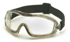 Goggles: Pyramex Anti-Fog Goggles, Low-Profile, Clear Lens