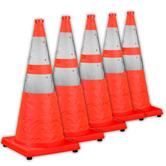 "Traffic Cones - ""Pack & Pop"" Collapsible"