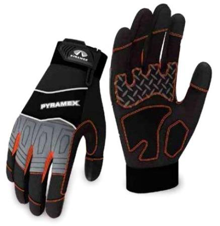 Gloves Pyramex GL102 Two Layer Stretch Spandex Touch Fabric