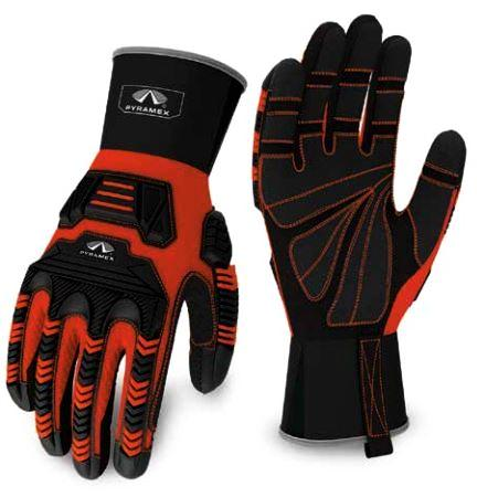 Gloves Pyramex GL801 Ultra Impact Maximum Duty