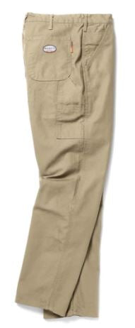 Pants-10 oz. FR Carpenter Pants, Rasco FR CFR1202- Khaki