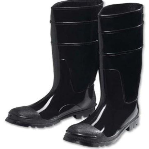 West Chester 8300 Protective Gear Black PVC Boot
