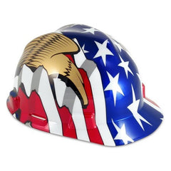 Hard Hat American Eagle Cap