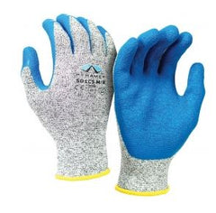 Gloves Pyramex GL501C5 ArchonX Crinkle Latex