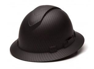 Hard Hat Full Brim Styles in 4pt and 6pt Specialty Colors