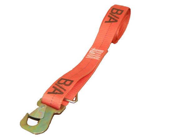 "Straps: Wheel Lift Strap (Eagle) 2"" x 8"" D-ring"