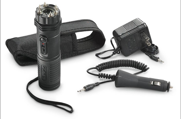 ZAP Light For Her - 1 Million Volt Stun Gun with Flashlight