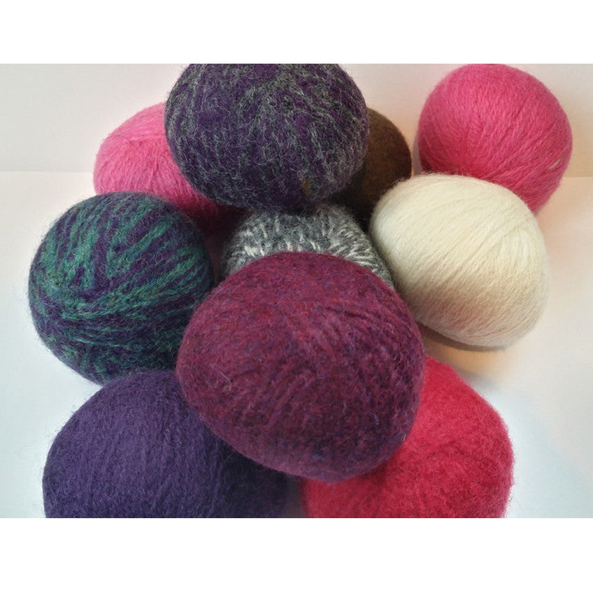 Ayurveda Alchemists 100% Wool Dryer Balls