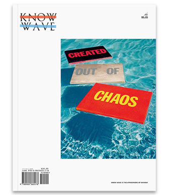 Know Wave Issue No. 01