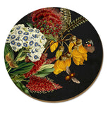 Placemat Flora And Fauna series