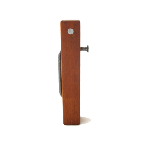Nail Wood Bottle Opener