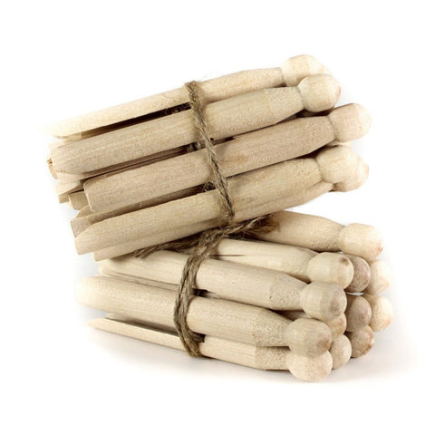 Dolly Wood Pegs