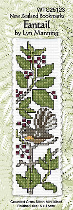 Cross Stitch Bookmark Kitset
