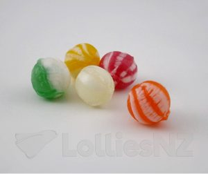 Old fashioned boiled sweets