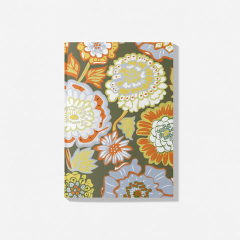 Meadow Heritage Wallpaper notebook