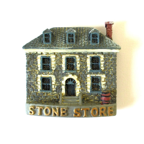 Stone Store 3D Magnet