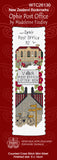 Heritage NZ Cross Stitch Bookmark Kitset
