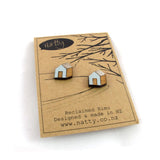 Little House Earrings